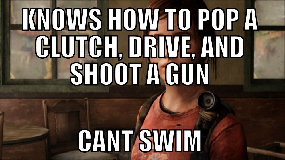Last of Us is amazing. - meme