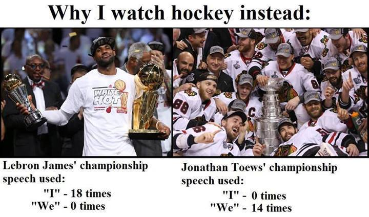 hockey wins - meme