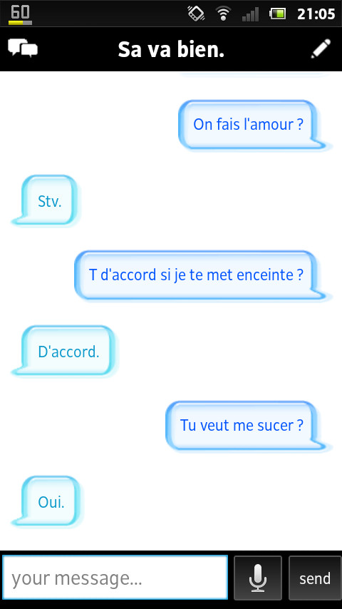 cleverbot... - meme