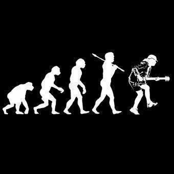 esa es mi evolucion - meme