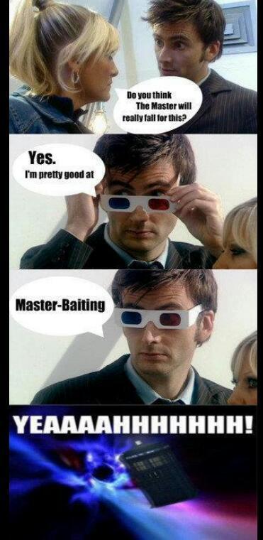 Doctor Who <3 - meme