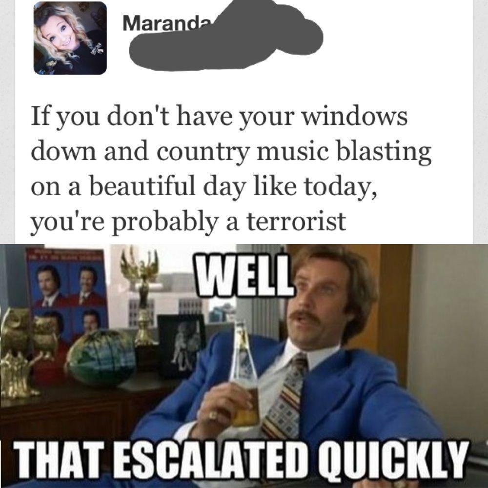 Well then.. - meme