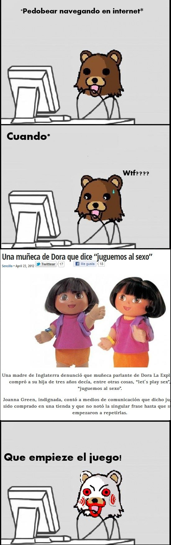 Dora - meme