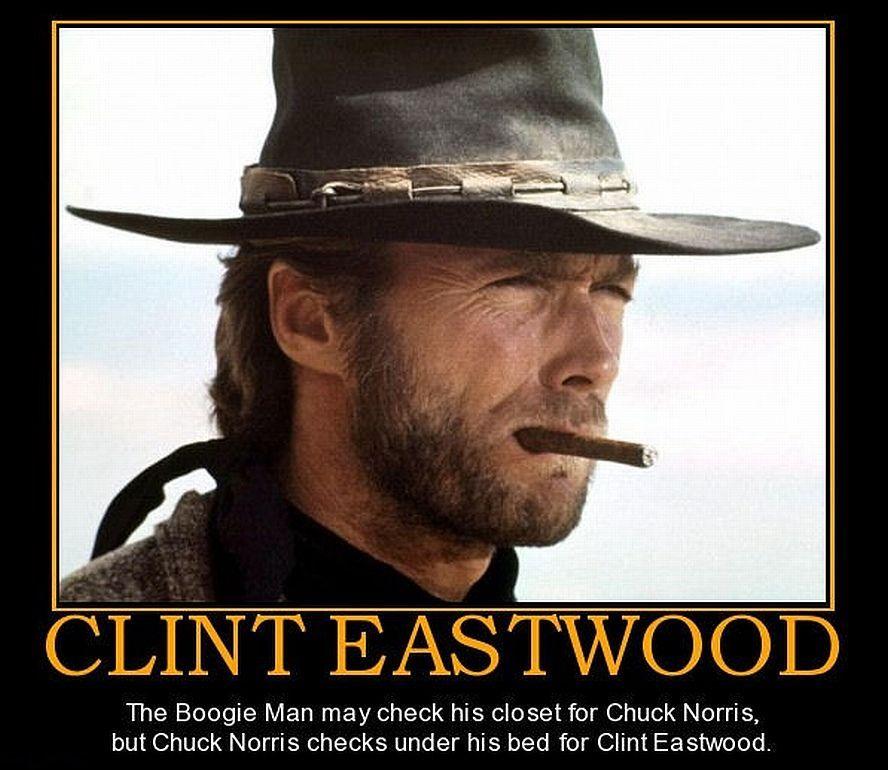 Clint Eastwood  - meme