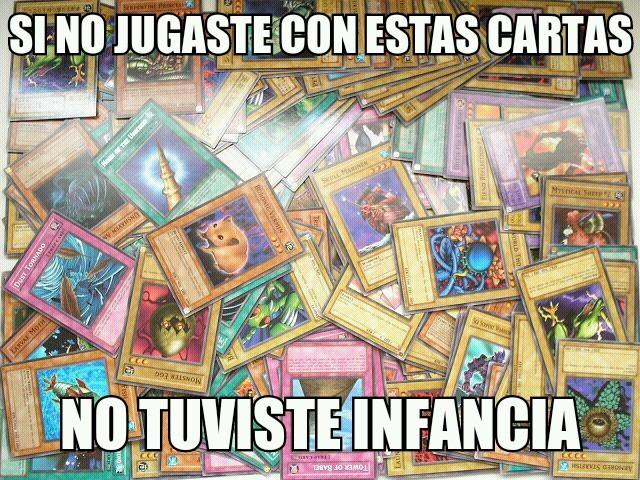 cartas yu-gi-oh - meme