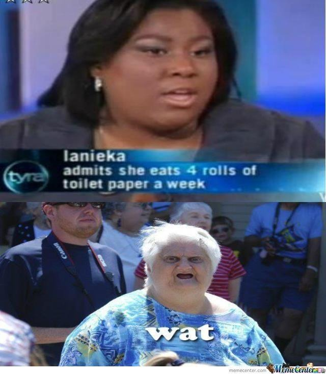 damnit Lanieka..get your shit together! - meme