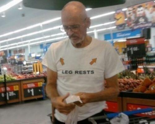 Old man - meme