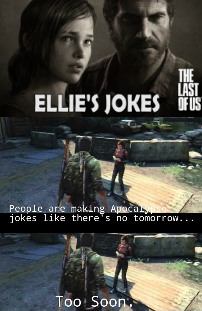 51d7261f0f27e ellie jokes meme by 50psp50 ) memedroid