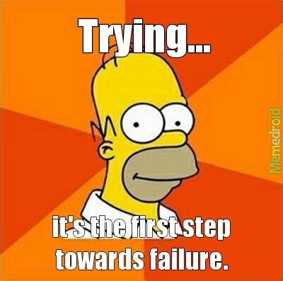 Homer says... - meme