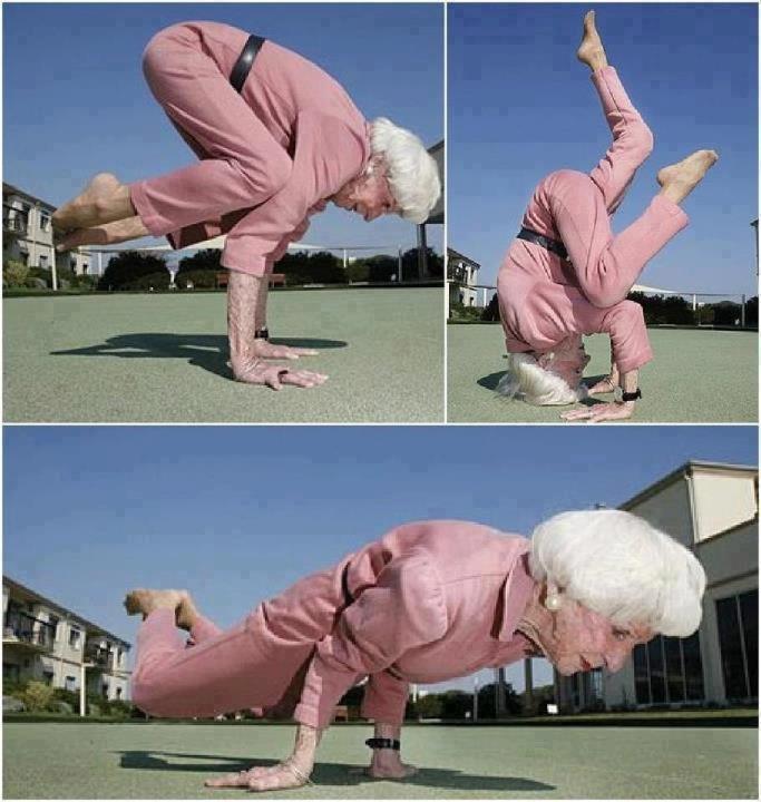 Esa es mi abuela - meme