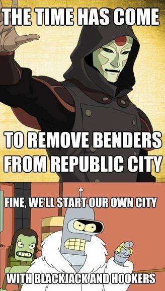 benders - meme
