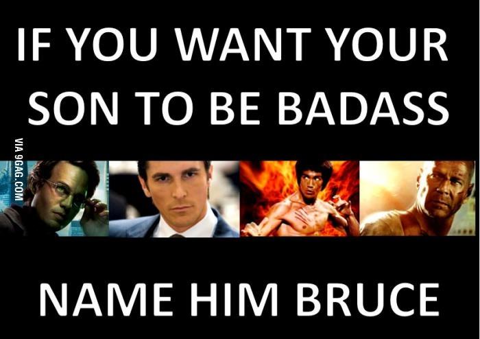 Bruce wayne - meme