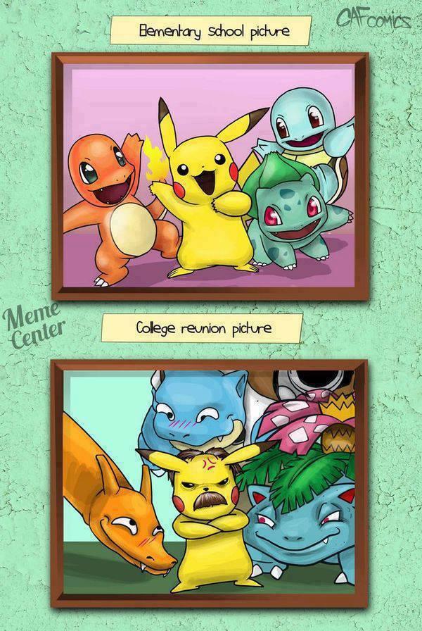 marginado pikachu TwT - meme