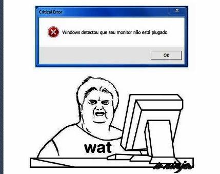Windows genius - meme