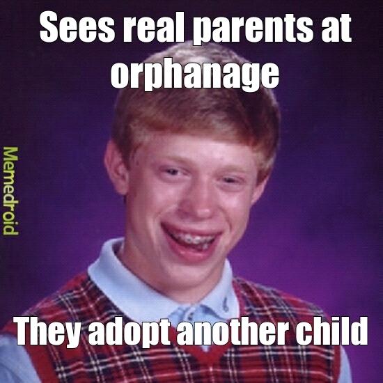 Poor Brian - meme