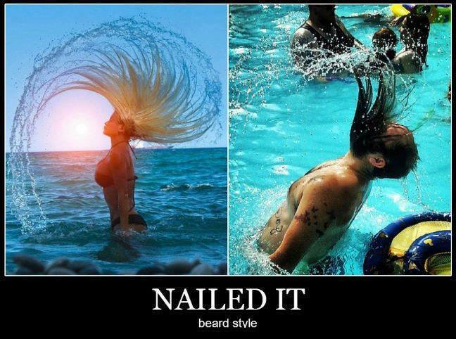 NAILED IT - meme