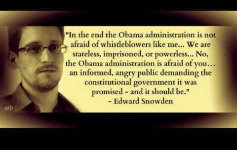 Edward Snowden - Meme subido por smart_guy_130 :) Memedroid