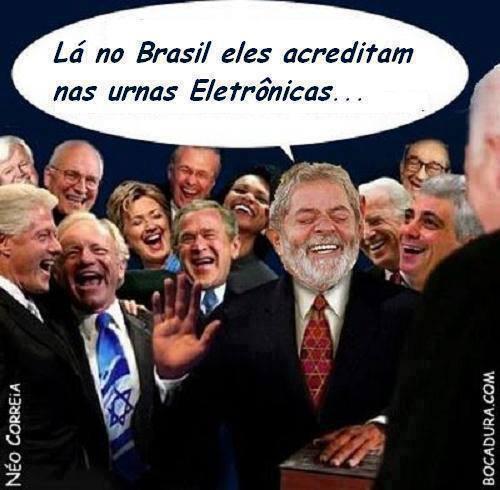 Ê Lula... - meme