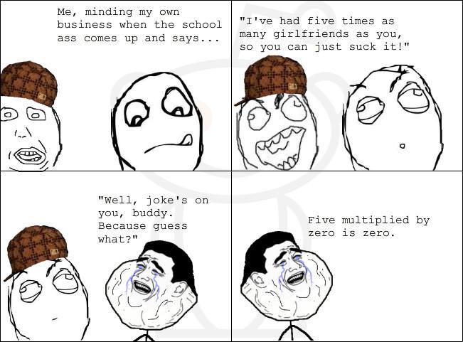 Jokes on you... - meme
