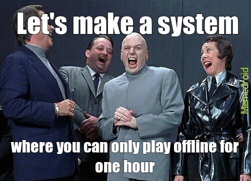 Scumbag Xbox One - meme