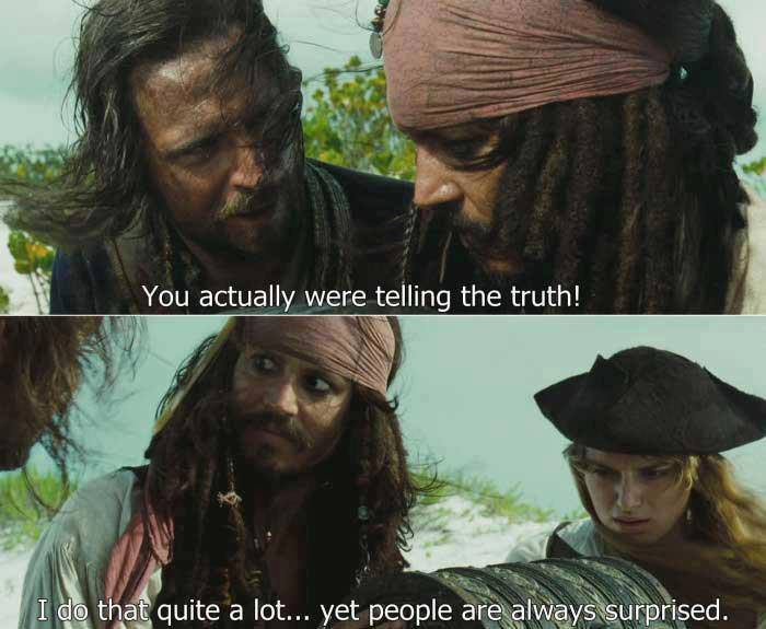 Jack Sparrow - meme