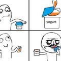 yogurt pls.