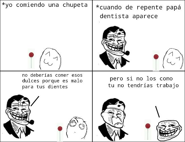 dentista - meme