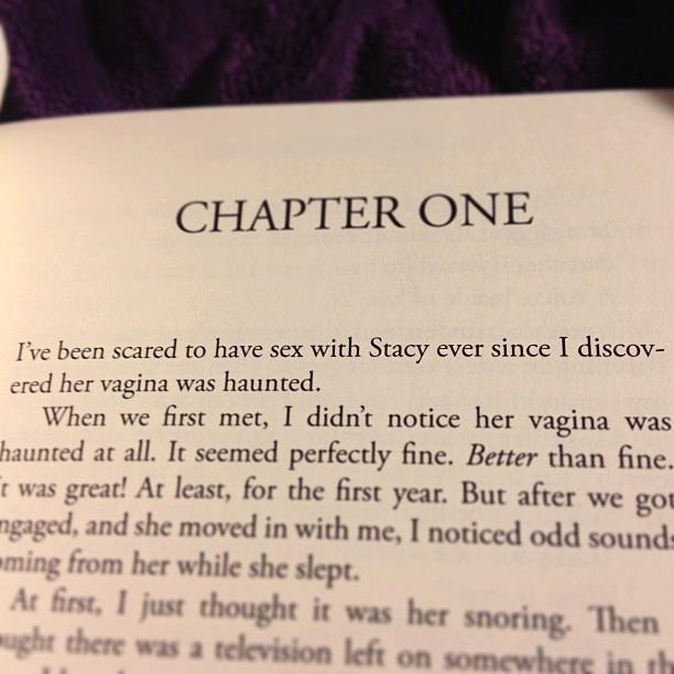 Best way to start off a book. - meme