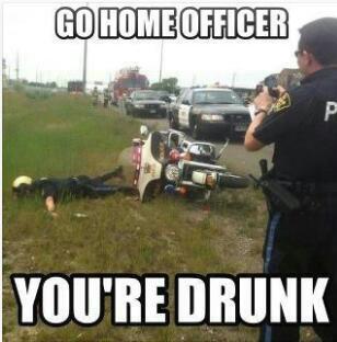 god dammit officer - meme