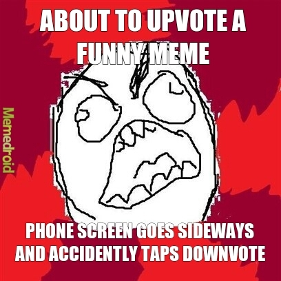 i hate when this happens - meme
