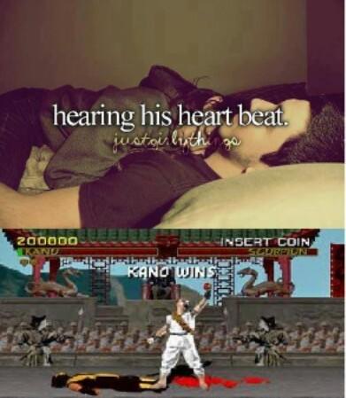 jgt. his beating heart. - meme