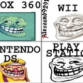 troll nelle varie console