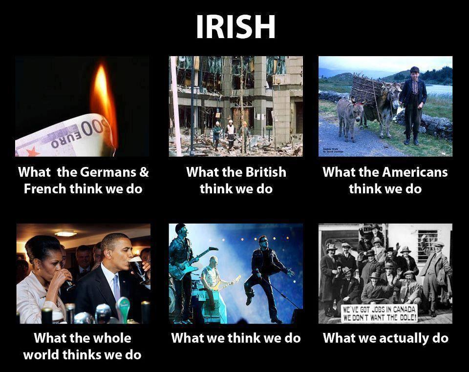 Hello all Irish memedroiders