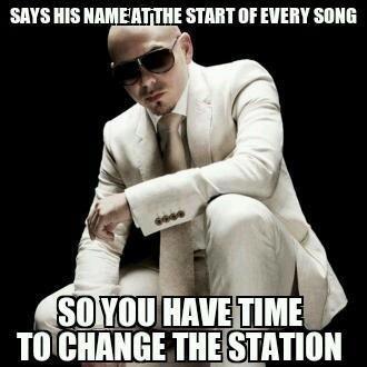 Good guy Pitbull - meme
