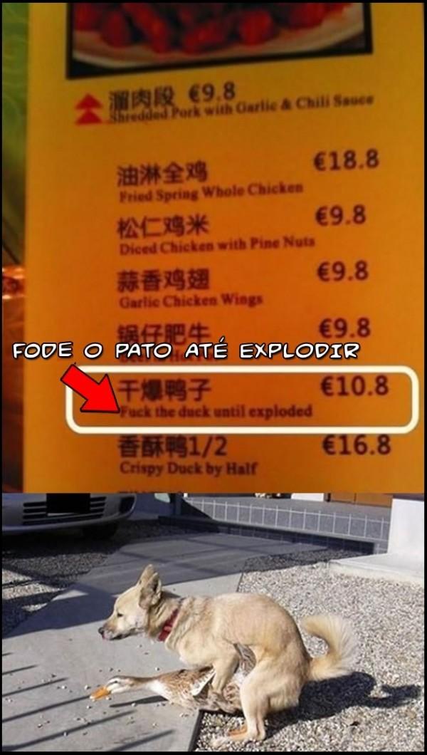 este e um daqueles maravilhosos títulos que deve ser lido até ao fim, porque é arroz com batatas fritas :3 - meme