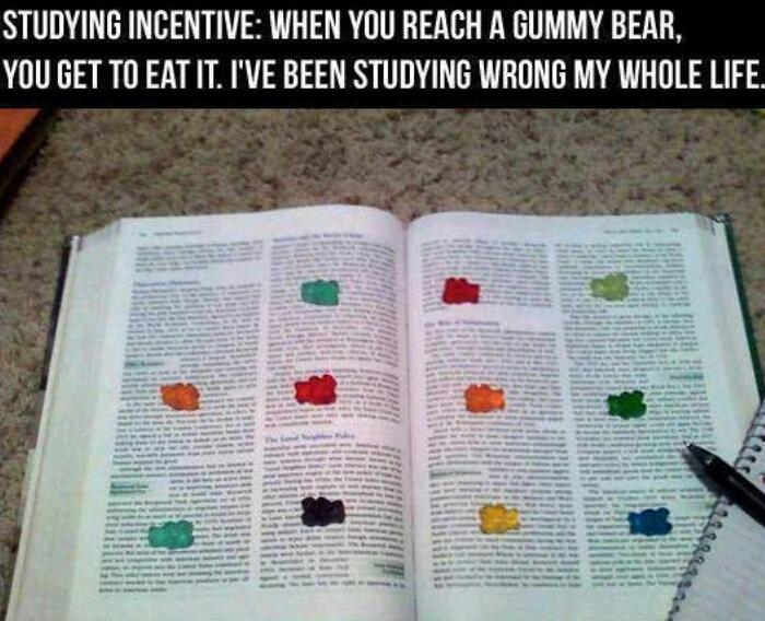 Gummy Bears!! - meme