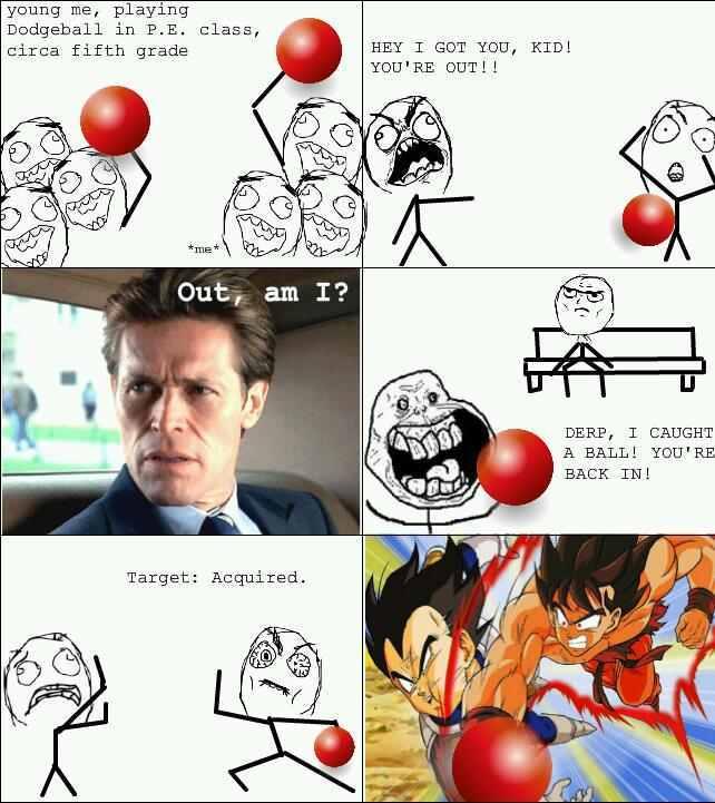dodgeball - meme
