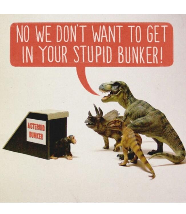 Dinosaur Extinction [SOLVED] - meme
