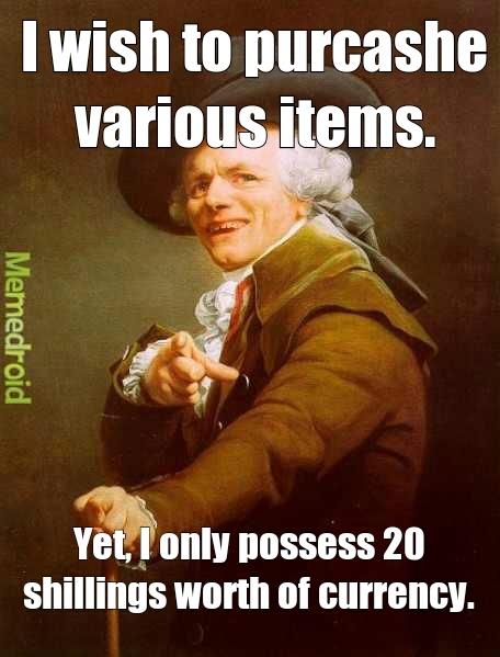 Thrift Shop... - meme