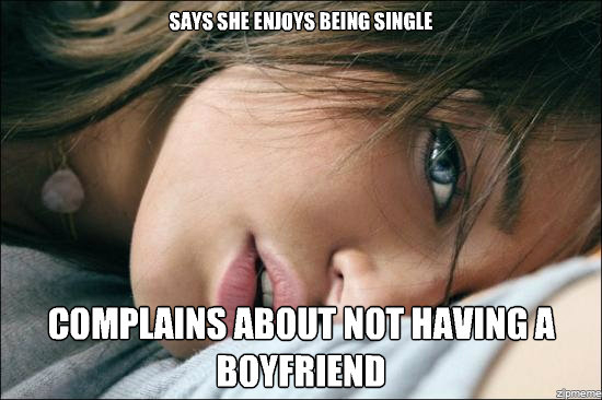 Women logic - meme