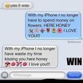 girlfriend win