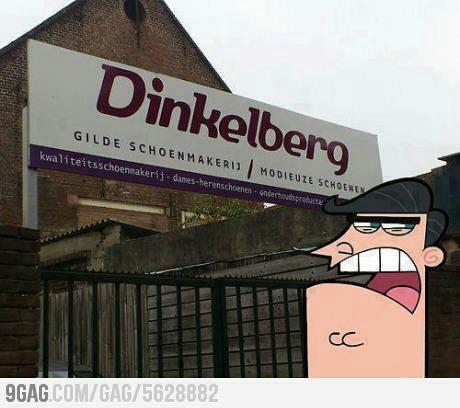 dinkelberg - meme