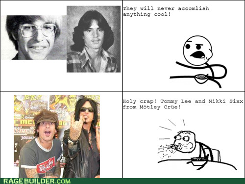 Did you know Nikki Sixx died of heroin od in '87 but came back after emts kickstarted his heart - meme