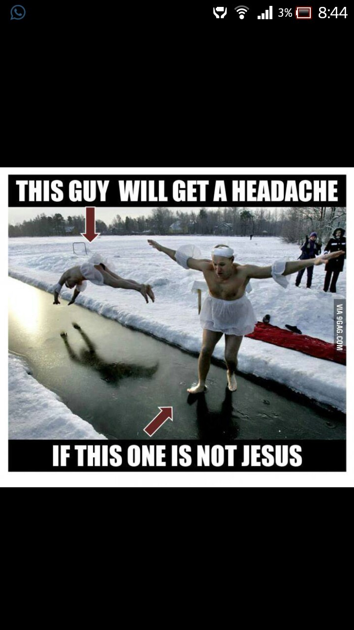 Jesus LOL - meme