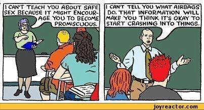 School logic. - meme