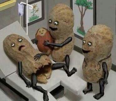:O un bébé cacahuètes *.* - meme