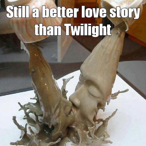 Better Love Story - meme