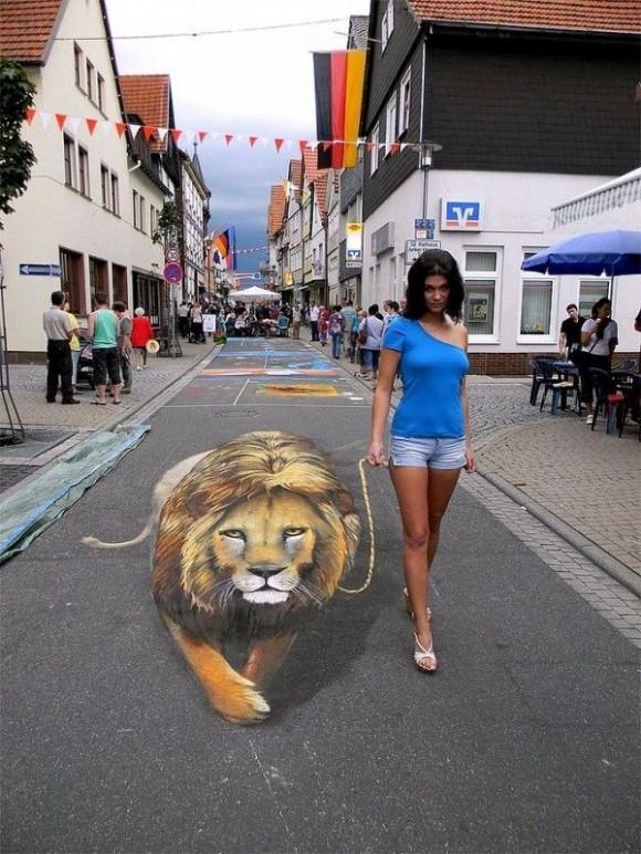 Arte callejera - meme