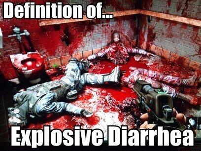 Explosive - meme