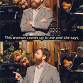 being Zach Galifinakis